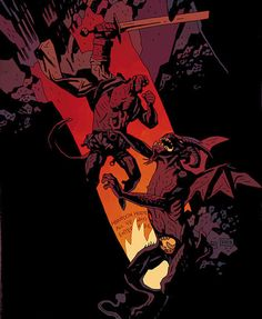 hellboy http://www.fumettologica.it/2015/04/mike-mignola-fine-hellboy/
