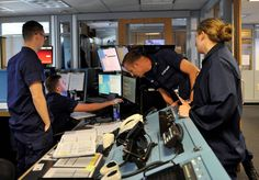 Though their voices are always heard over the radio and they save countless lives, Coast Guard operations specialists are rarely seen by the maritime community they serve. Behind the scenes these Coast Guard men and women obtain vital information to rescue mariners and careful plan and coordinate search and rescue missions.