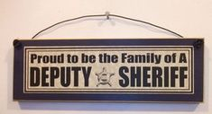 proud mom deputy sheriff - Google Search