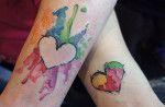 Tatuajes para parejas originales y geniales