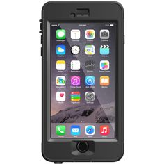 Get full protection for your phone in any wet, dirty or damp setting. The nüüd case armours your iPhone 6 Plus without putting anything between your fingertips and the touchscreen.