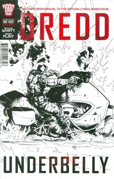 With a brand new black and white variant cover by legendary Judge Dredd artist Trevor Hairsine, this is a re-print of the sell-out one-shot sequel to the critically acclaimed movie. In the wake of Ma-Ma's death, other criminal gangs in Mega-City One are moving into the power vacuum, trying to fill the gap in the market left by the Slo-Mo drug. When a corpse dump is discovered in a rad-pit, the bodies are all revealed to be mutants. Could the dead be connected with an outfit smuggling illegal…