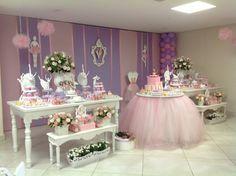Risultati immagini per bailarina decoraçao Ballerina Birthday Parties, Ballerina Party, Princess Birthday, Princess Party, Girl Birthday, Kids Party Decorations, Baby Shower Decorations, Party Ideas, Childrens Party