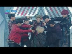 [Comeback Stage] EXO - Monster, 엑소 - 몬스터 Show Music core 20160611 - YouTube