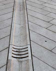 Water drainage channel in Zadar                                                                                                                                                      Más