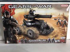 Erector Gears of War CENTAUR Tank Construction Set NIB NEW Toys R Us exclusive!