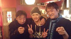 """y_yusuke on Twitter: """"小山さん忘年会にて、、 スピッツのドラマー 崎山 龍男さんと初めてお会いしました!✨ めちゃくちゃ素晴らしい人でした✨✨ https://t.co/SKLgYce2hG"""""""