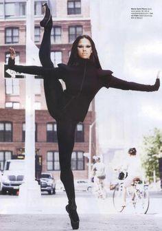 Misty is BADD!!! Misty Copeland - American Ballet Theatre