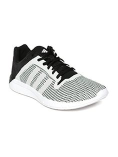 best website c162f 4047e Adidas Womens CC Fresh 2 W Climacool Performance Shoes White Black  Running Shoes (9