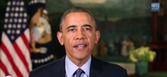 President's Weekly Address - Recognizing Our Military Family on Memorial  Day