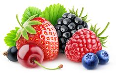 Fresh Berries Stock Photography on Behance