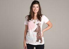 """""""Bear Market"""" - Threadless.com - Best t-shirts in the world"""