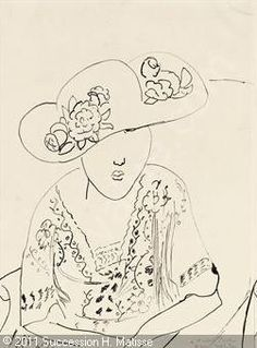 Make your own colors  some days. Matisse.