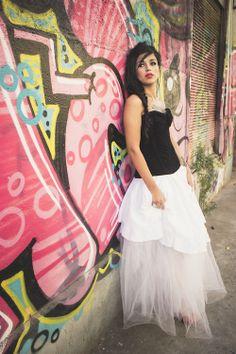 Street Love // Novias Otoño Pilar Jadue Fotografía