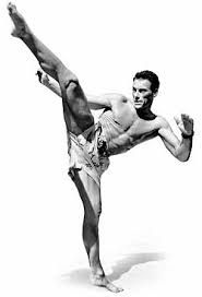 Jean-Claude van Damme kick - Visit CageCult for more #WMMA and #MMA inspired…