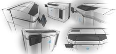 HP Jet Fusion 3D Printers | Nacar Design