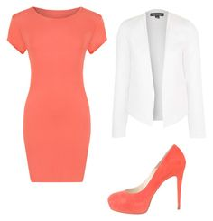 """""""Bez tytułu #244"""" by julia-wolna on Polyvore featuring moda, WearAll, Topshop i Brian Atwood"""
