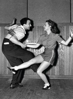 Vintage Dance Photo #vintagecamp