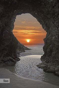 Photograph Sunset Rocks by Megan Dykes on 500px