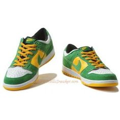 official photos 66f5a 5c10a 304292 132 Nike Dunks Low Pro SB Buck White Classic Green Del Sol K03009