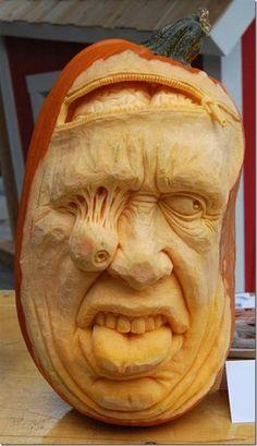 Amazing carving pumpkins  halloween     funnypagenet.com