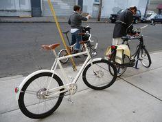 #Retrovelo modelo Rolf  www.avantum.bike/retrovelo