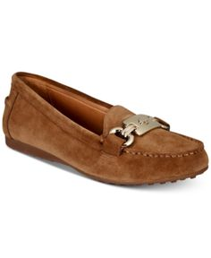 01dd4030332 Carson Flats. Brown FlatsLoafersKate SpadeBusiness ShoesBoat ...