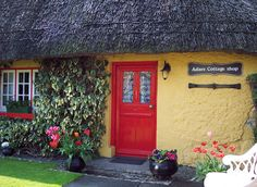 Irish cottage shop