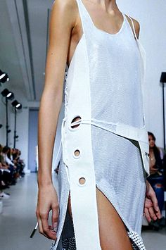 Paco Rabanne Spring 2015 PFW