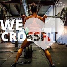 we love Crossfit