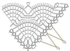 Chal Blanco de Ensueño – Crochet con patrón