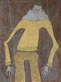 John Brack ~ Cold Figure, 1960