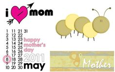 Freebie Friday - April 28, 2011 - Click to download from Creative Memories! #digital #mothersday