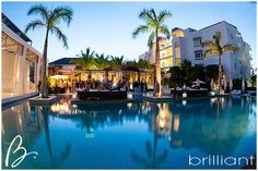 Gansevoort Reception: Turks and Caicos Islands, photography: Brilliant by Tropical Imaging