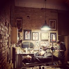 Ivan tattooing in Private Studio (Berlin), Germany TattooStage.com - Rate & review your tattoo artist. #tattoo #tattoos #ink