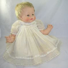 Madame Alexander Kitten Baby Doll 1961 Original Clothing