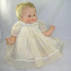 Madame Alexander Kitten Baby Doll 1961 Original Clothing