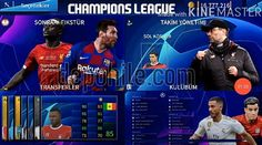 Dream League Soccer 2020 Şampiyonlar Ligi Modu İndir Kurulum Galaxy Wallpaper, Champions League, Soccer, Baseball Cards, Sports, Hs Sports, Futbol, European Football, European Soccer