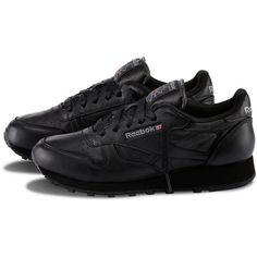 Reebok Classic Leather - Black | Reebok US