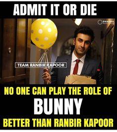 I love ranbir kapoor ❤️❤️❤️❤️ Real Life Quotes, True Quotes, Reality Quotes, Ranbir Kapoor Hairstyle, Tamasha Movie, Yjhd Quotes, Filmy Quotes, Movie Dialogues, Bollywood Quotes