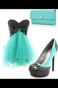 Homecoming outfit soon to be stashed in the closet till fall.