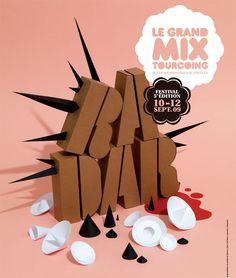 Radar festival poster. Designer?