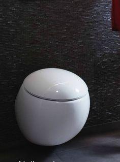 Spherical Geberit Toilet