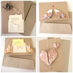 Gorgeous Origami Cards from The Hello Bureau - Jane's Apple