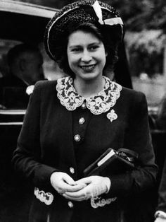 U.K. Princess Elizabeth, 1944