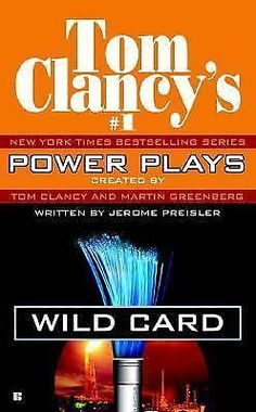 Power Plays: Wild Card 8 by Jerome Preisler (2004, Paperback)