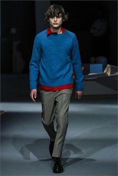 Un Vero Uomo Fashionista - Autunno 2013