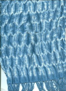 Woven Shibori (finally going to have time to do this soon!)