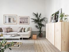 Some ideas to customize your Ikea furniture - Decoration For Home Ikea Interior, Interior Styling, Interior Decorating, Home Living Room, Living Room Decor, Living Spaces, Ikea Furniture Hacks, Home Furniture, Ikea Hacks