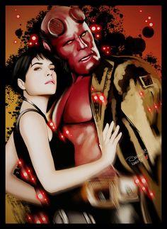 Hellboy cartone animato porno